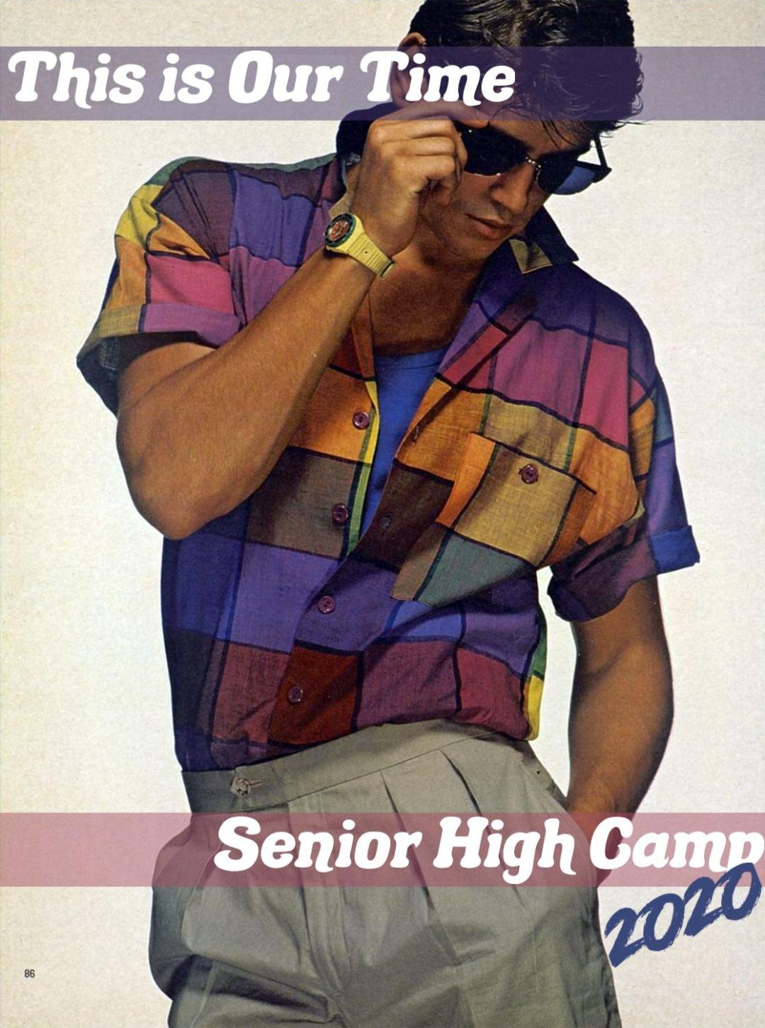Senior High Camp